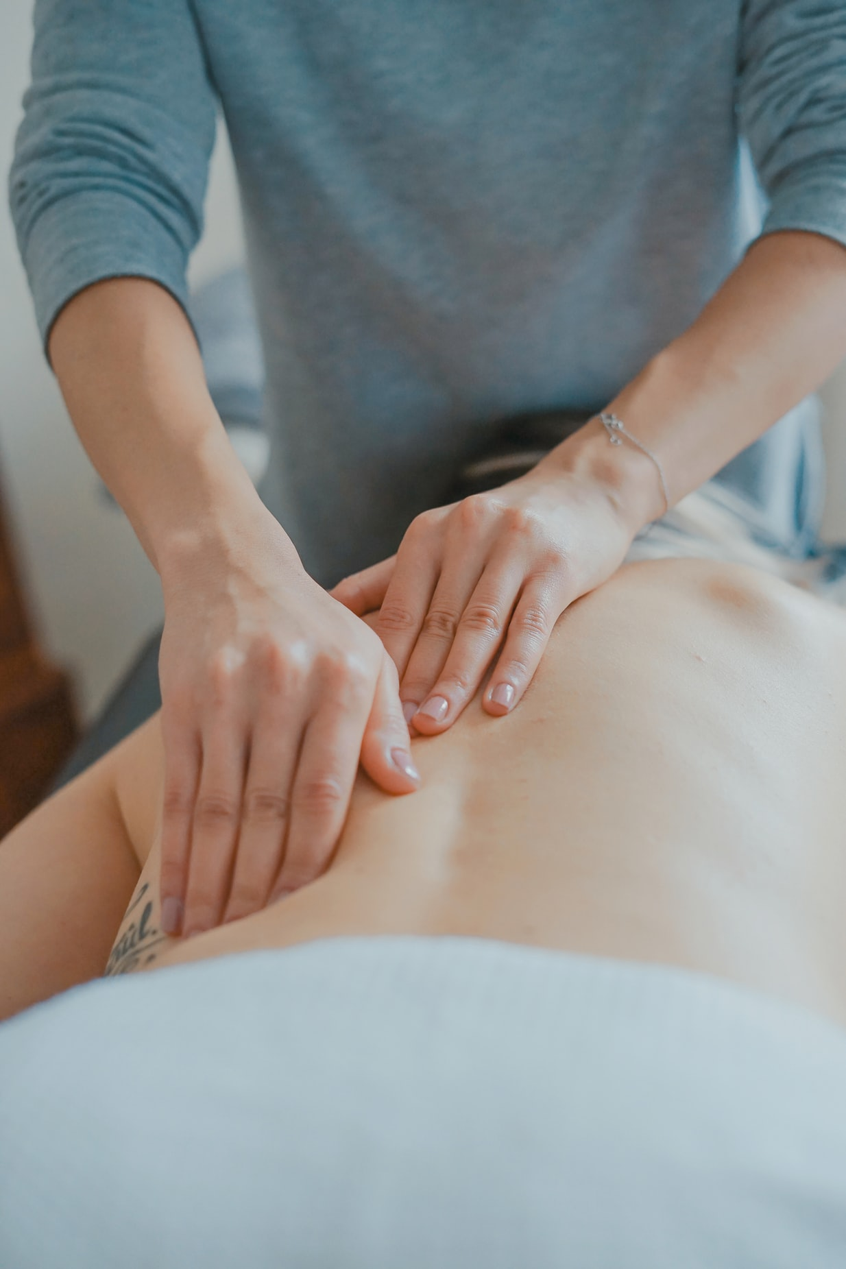 Rob Hunter mobile massage therapy Tamborine Mountain